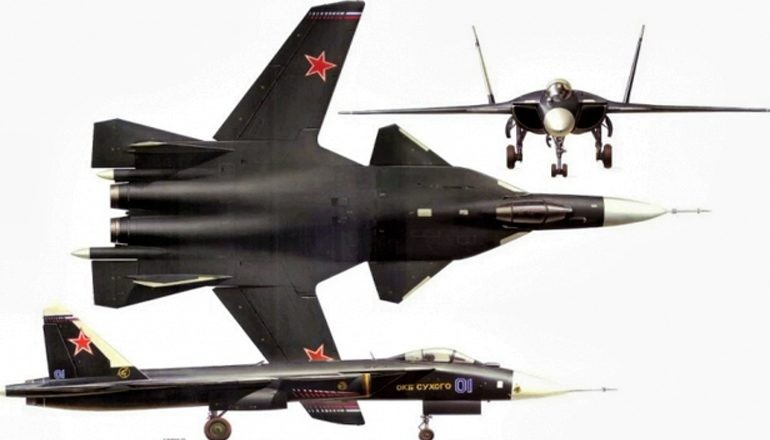 ВКС России получат самолет с крылом обратной стреловидности