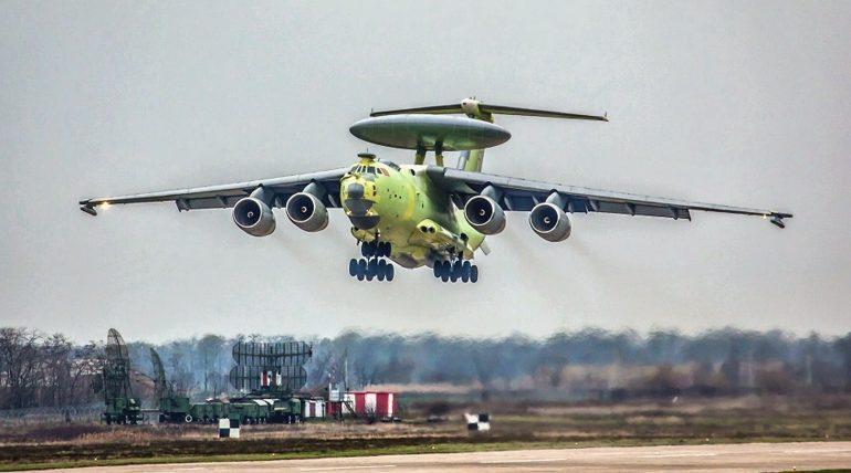А-100 «Премьер»: летающий радар