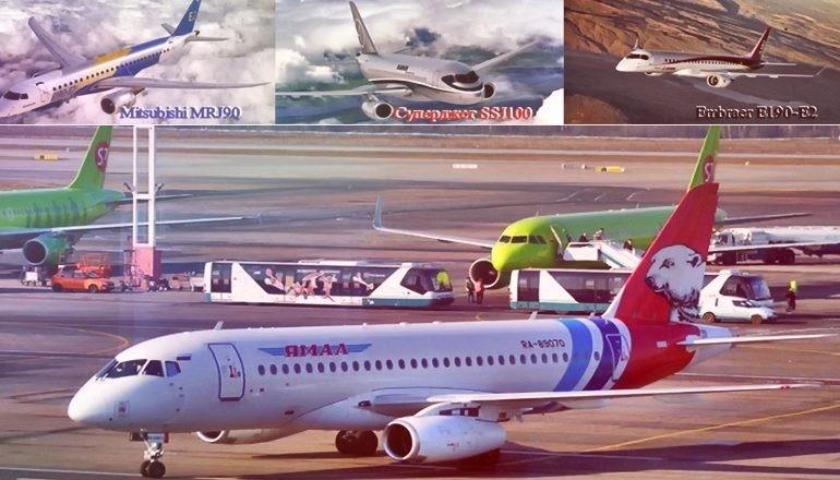 Чем Boeing или Airbus лучше Суперджета(SSJ)?