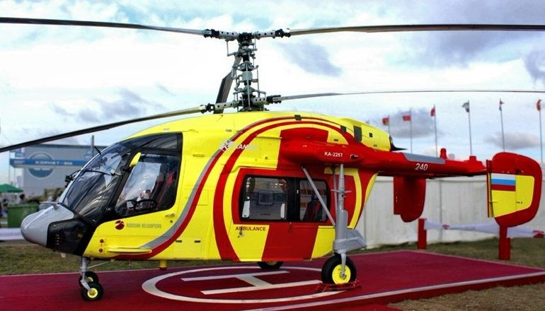 Вертолет Ка-226Т – новая рабочая лошадка российской авиации