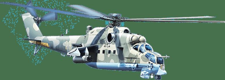 Что мы знаем о вертолётах и им подобных?