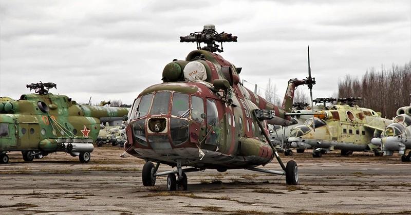 Советский задел вертолётного парка заканчивается, что дальше…