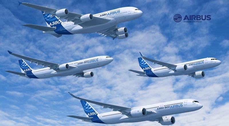 Airbus в 2019 году вернул лидерство в самолётостроении.